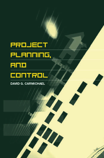 Project Planning, and Control book cover