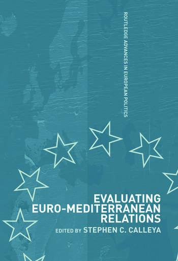 Evaluating Euro-Mediterranean book cover