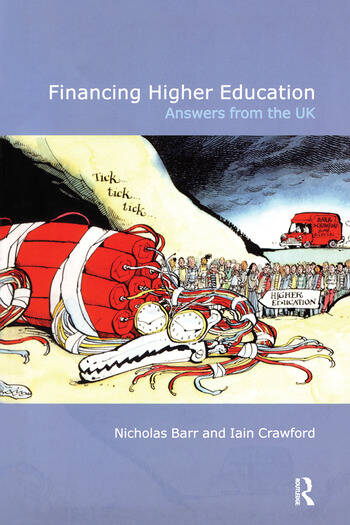 Financing Higher Education Answers from the UK book cover