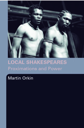 Local Shakespeares Proximations and Power book cover