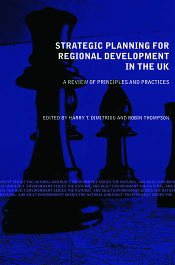 Strategic Planning for Regional Development in the UK book cover