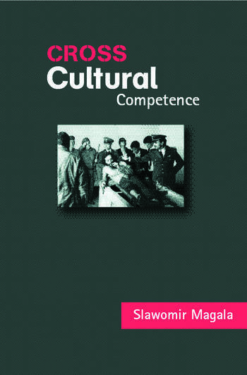 Cross-Cultural Competence book cover