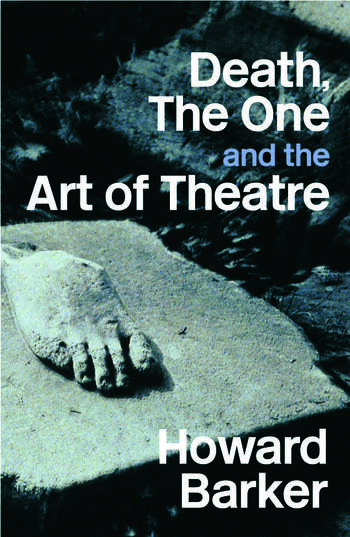 Death, The One and the Art of Theatre book cover