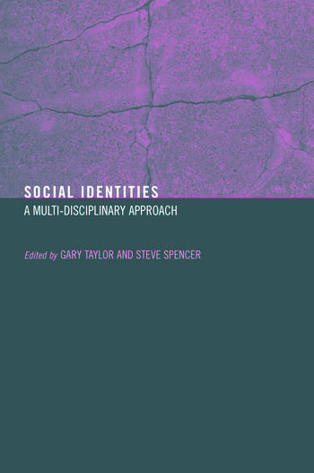 Social Identities Multidisciplinary Approaches book cover