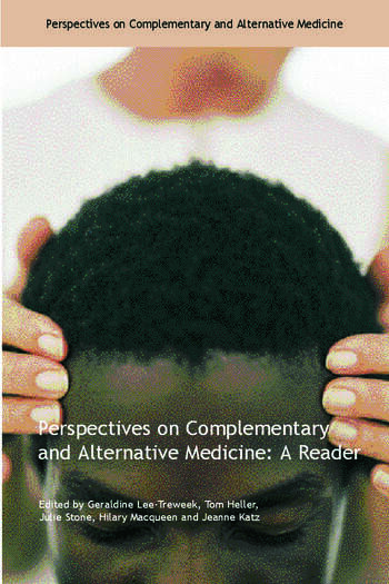 Perspectives on Complementary and Alternative Medicine: A Reader book cover