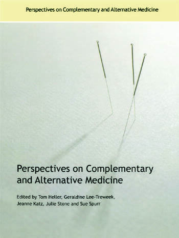 Perspectives on Complementary and Alternative Medicine book cover