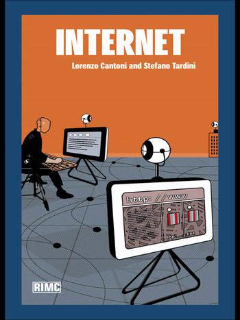 Internet book cover
