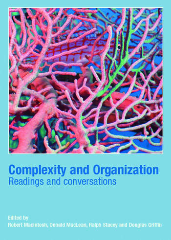 Complexity and Organization Readings and Conversations book cover