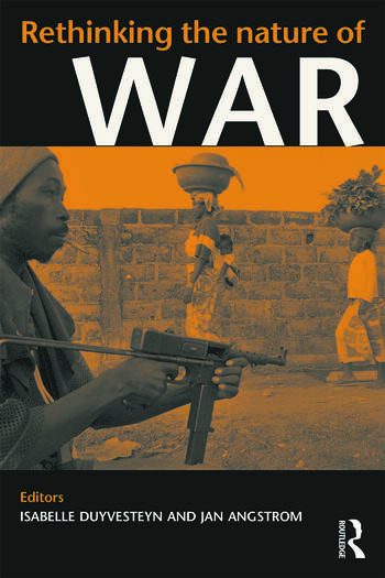 Rethinking the Nature of War book cover