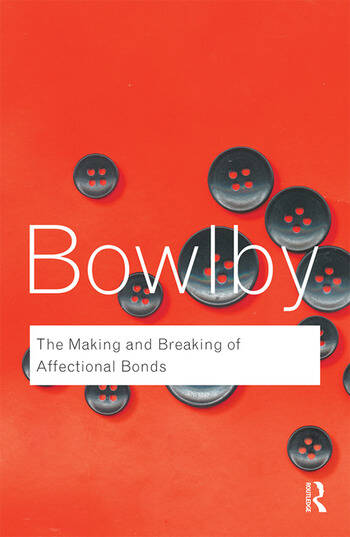 The Making and Breaking of Affectional Bonds book cover