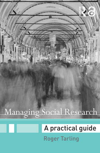 Managing Social Research A Practical Guide book cover