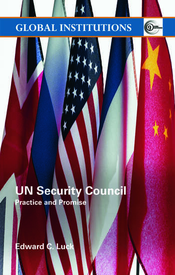 UN Security Council Practice and Promise book cover