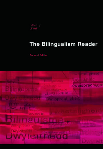 The Bilingualism Reader book cover