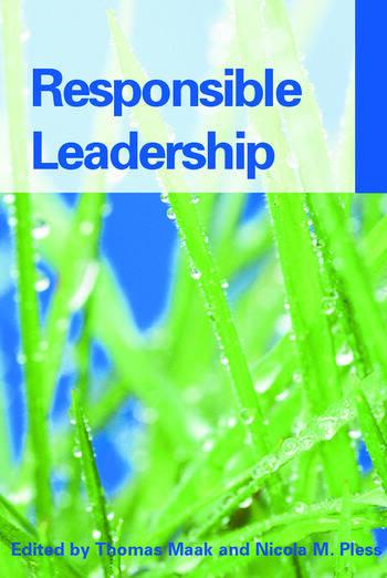 Responsible Leadership book cover