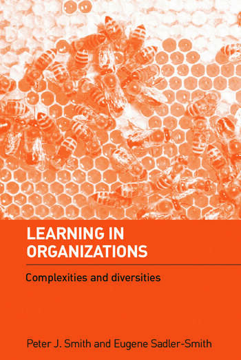 Learning in Organizations Complexities and Diversities book cover