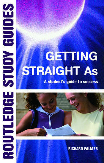 Getting Straight 'A's A Student's Guide to Success book cover