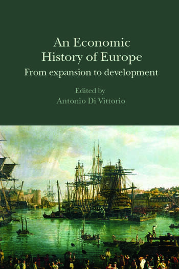 An Economic History of Europe book cover