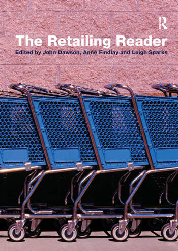 The Retailing Reader book cover