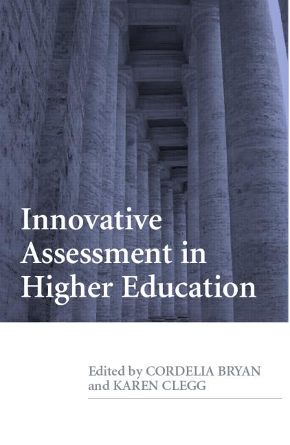 Innovative Assessment in Higher Education book cover