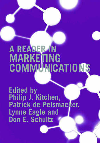 A Reader in Marketing Communications book cover