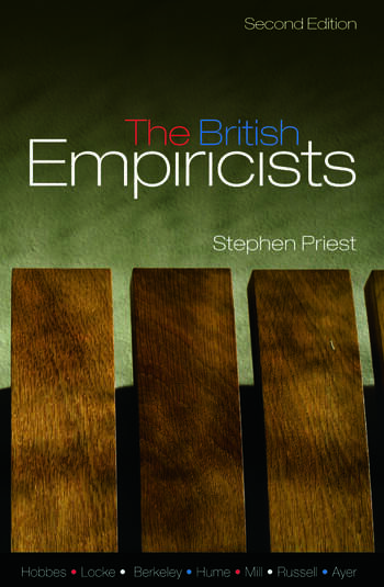 The British Empiricists book cover