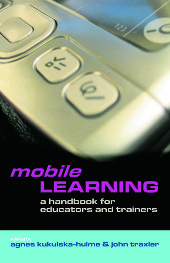 Mobile Learning A Handbook for Educators and Trainers book cover