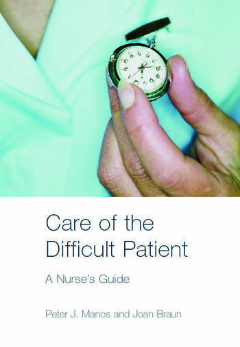 Care of the Difficult Patient A Nurse's Guide book cover