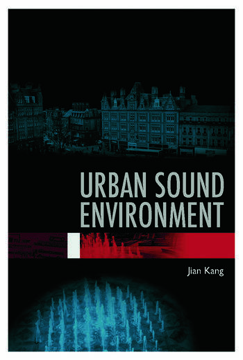Urban Sound Environment book cover