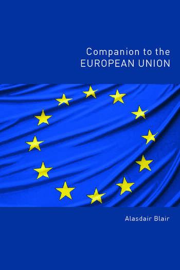 Companion to the European Union book cover