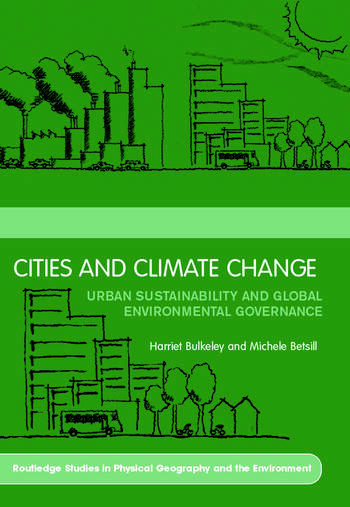 Cities and Climate Change book cover