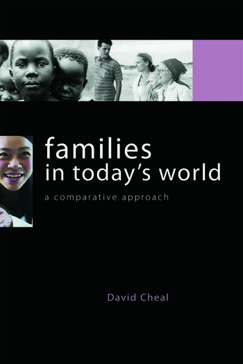 Families in Today's World A Comparative Approach book cover