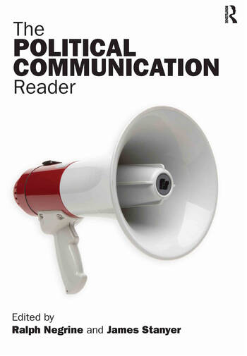 The Political Communication Reader book cover