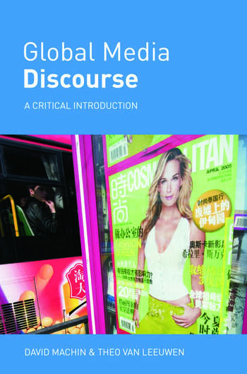Global Media Discourse A Critical Introduction book cover