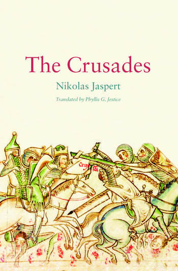 The Crusades book cover