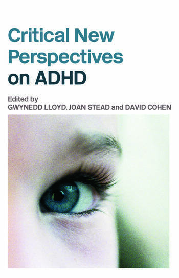 Critical New Perspectives on ADHD book cover