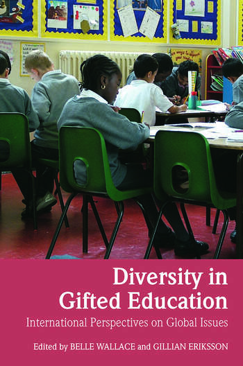 Diversity in Gifted Education International Perspectives on Global Issues book cover