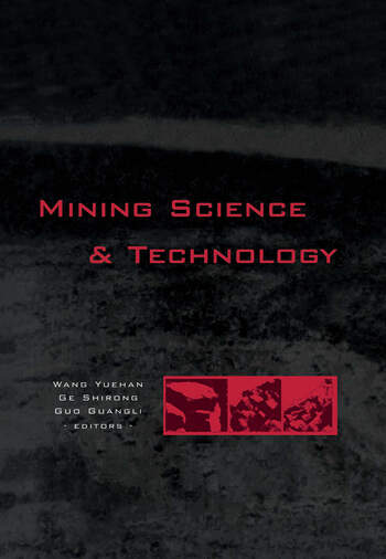 Mining Science and Technology Proceedings of the 5th International Symposium on Mining Science and Technology, Xuzhou, China 20-22 October 2004 book cover