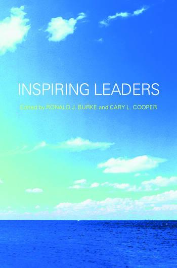 Inspiring Leaders book cover