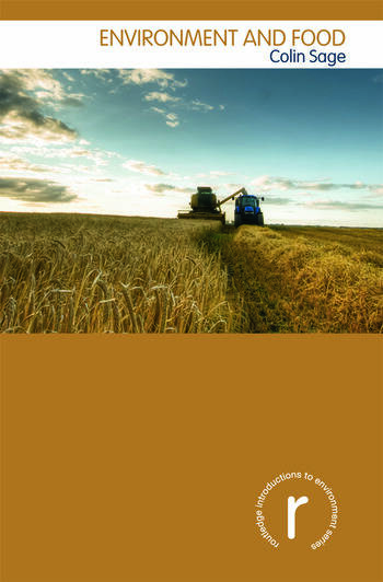Environment and Food book cover