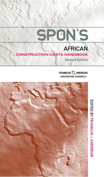 Spon's African Construction Cost Handbook