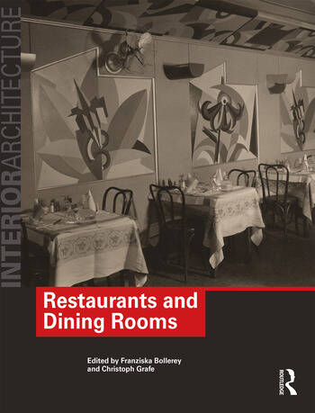 Restaurants and Dining Rooms book cover