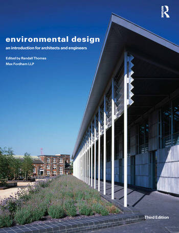 Environmental Design An Introduction for Architects and Engineers book cover