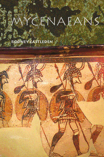 The Mycenaeans book cover