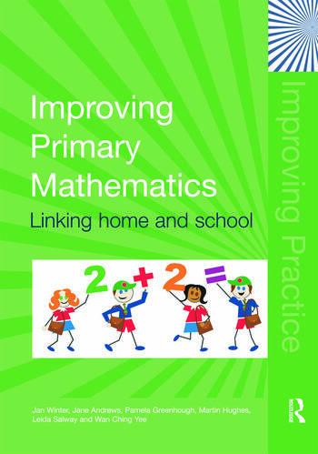 Improving Primary Mathematics Linking Home and School book cover