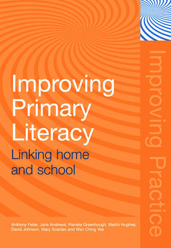 Improving Primary Literacy Linking Home and School book cover