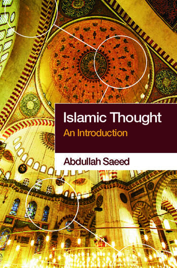 Islamic Thought An Introduction book cover