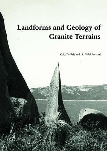 Landforms and Geology of Granite Terrains book cover