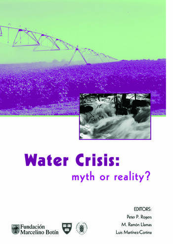 Water Crisis: Myth or Reality? book cover