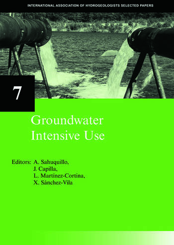 Groundwater Intensive Use IAH Selected Papers on Hydrogeology 7 book cover