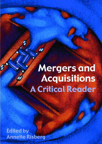 Mergers & Acquisitions A Critical Reader book cover